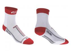 BBB Technofeet Long rood/wit